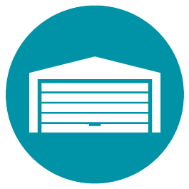Porte de garage Nevers