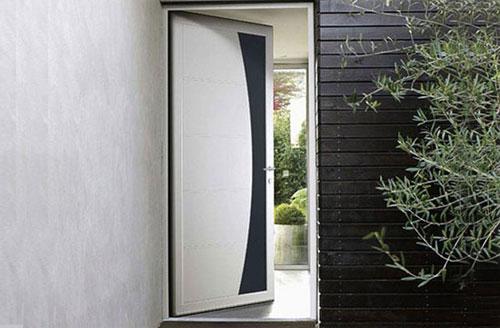 Les portes d'entrée de la gamme Alu